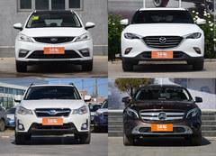 四款高颜值跨界SUV推荐