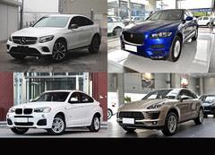 四款进口豪华中型SUV推荐