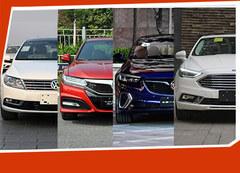 四款极具运动氛围车推荐