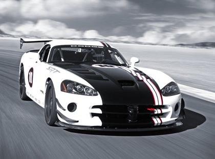 野兽出没!Dodge Viper SRT10