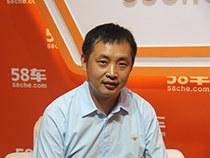 2016成都车展 专访长安马自达曹挺